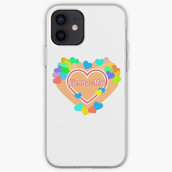 My Heart Sienna-Mae iPhone Soft Case RB1207 product Offical Siennamae Merch