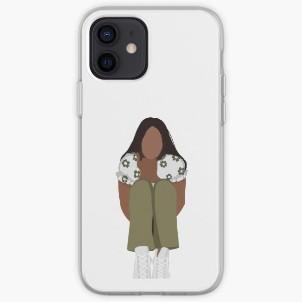 Sienna tiktok sticker iPhone Soft Case RB1207 product Offical Siennamae Merch