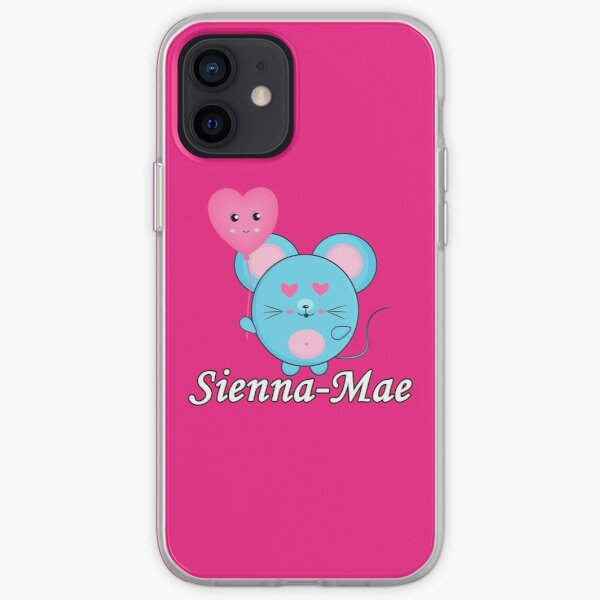I'm Squeaky Sienna-Mae iPhone Soft Case RB1207 product Offical Siennamae Merch
