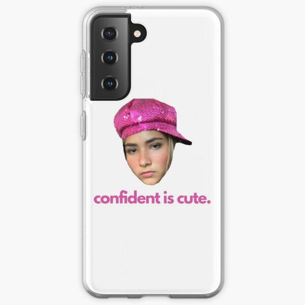 Siennamae confidant is cute Samsung Galaxy Soft Case RB1207 product Offical Siennamae Merch