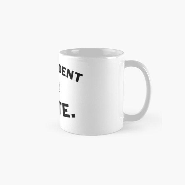 Siennamae confidant is cute Classic Mug RB1207 product Offical Siennamae Merch