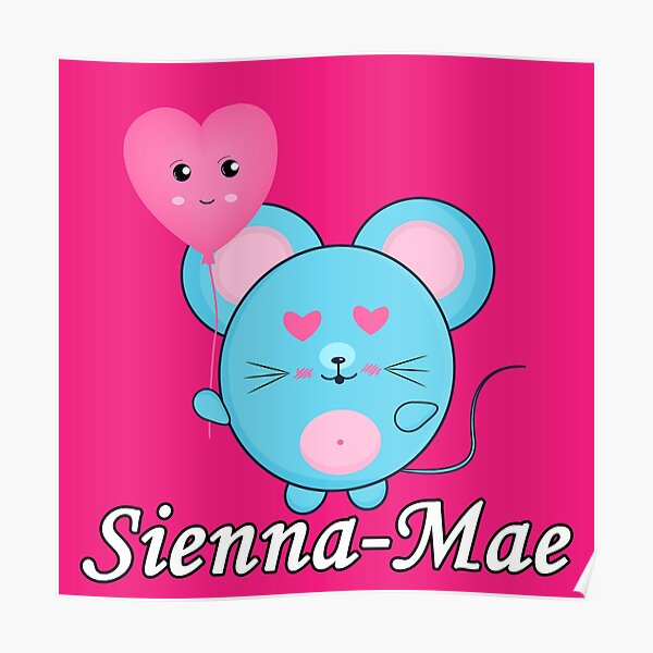 I'm Squeaky Sienna-Mae Poster RB1207 product Offical Siennamae Merch