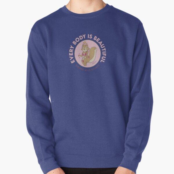 Sienna Mae Gomez Every Body Is Beautiful Pullover Sweatshirt RB1207 product Offical Siennamae Merch