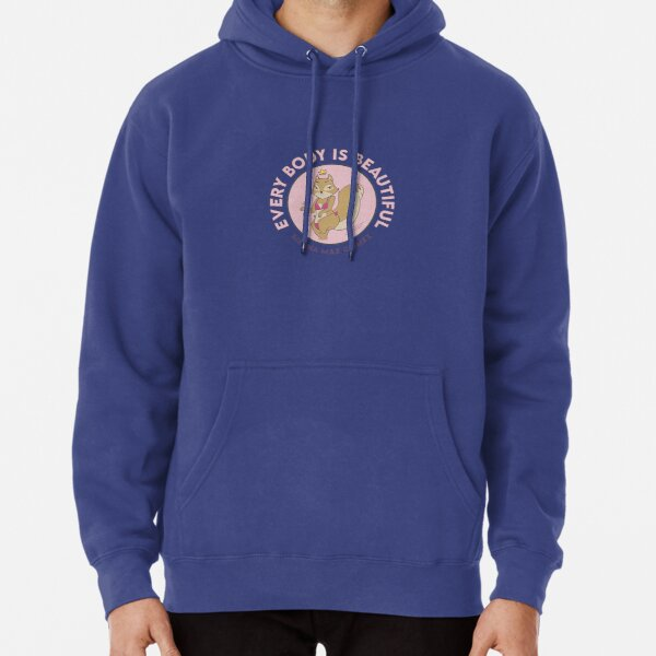 Sienna Mae Gomez Every Body Is Beautiful Pullover Hoodie RB1207 product Offical Siennamae Merch