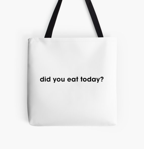sienna mae did you eat merch All Over Print Tote Bag RB1207 product Offical Siennamae Merch