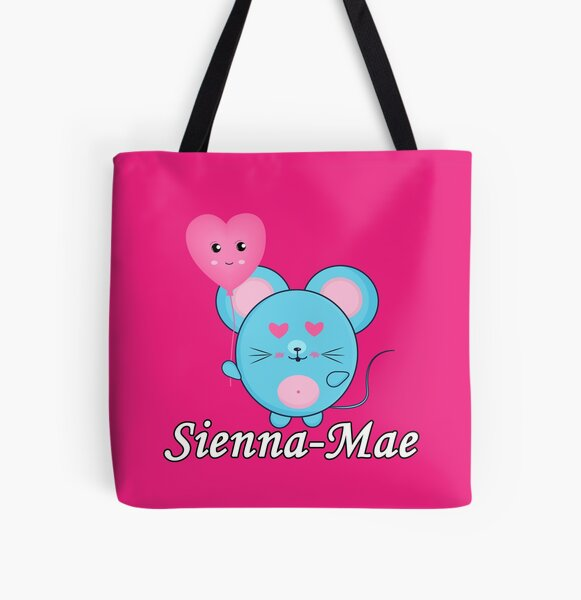 I'm Squeaky Sienna-Mae All Over Print Tote Bag RB1207 product Offical Siennamae Merch