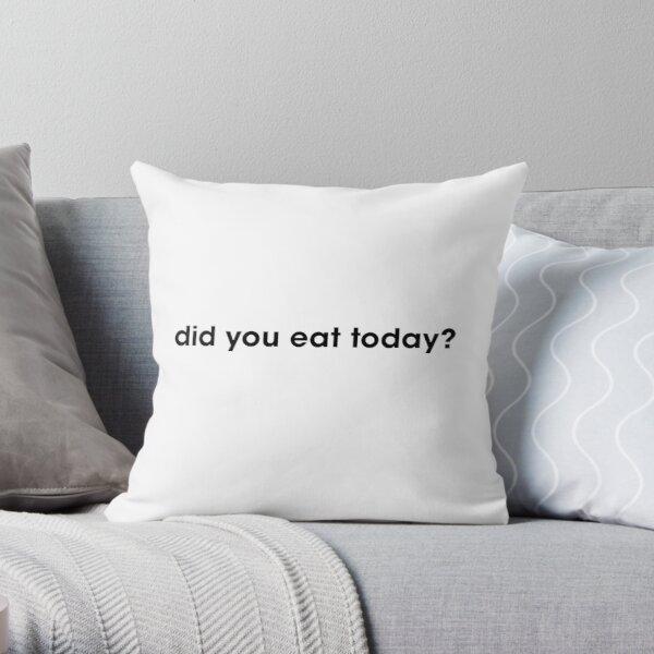 sienna mae did you eat merch Throw Pillow RB1207 product Offical Siennamae Merch