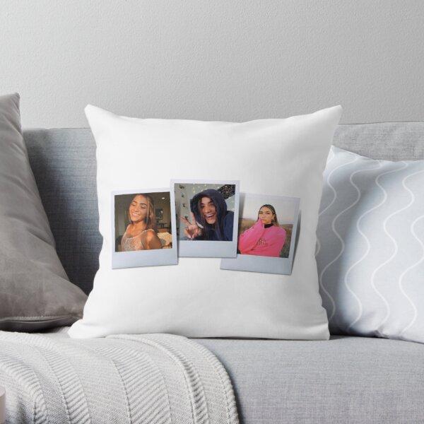 Polaroid - Sienna Mae Gomez Throw Pillow RB1207 product Offical Siennamae Merch