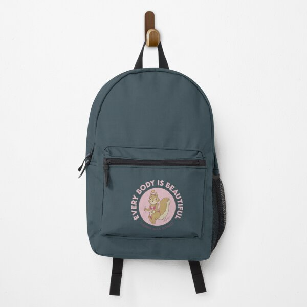 Sienna Mae Gomez Every Body Is Beautiful Backpack RB1207 product Offical Siennamae Merch