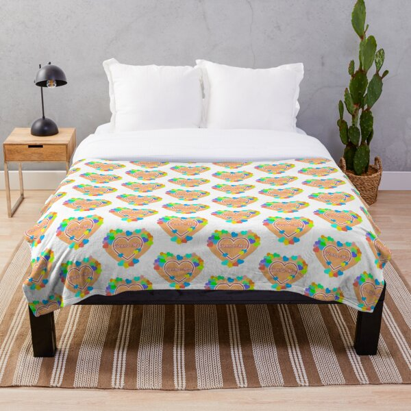 My Heart Sienna-Mae Throw Blanket RB1207 product Offical Siennamae Merch