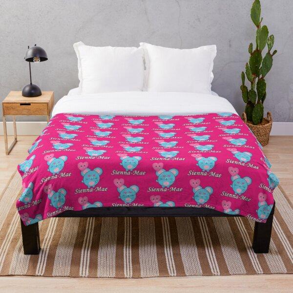 I'm Squeaky Sienna-Mae Throw Blanket RB1207 product Offical Siennamae Merch
