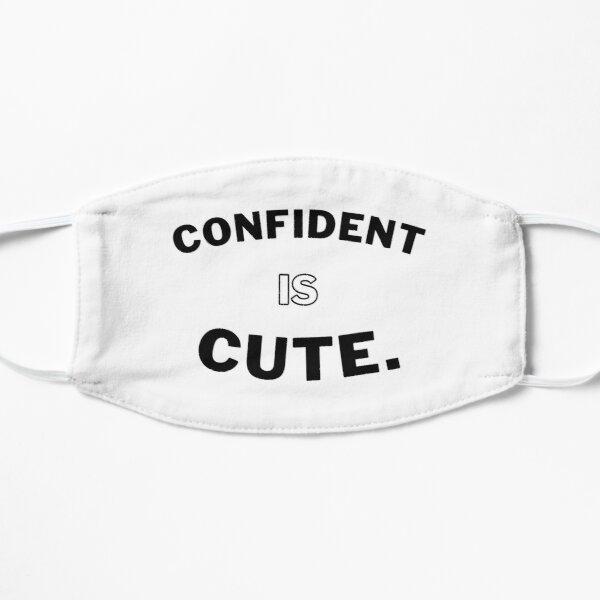 Siennamae confidant is cute Flat Mask RB1207 product Offical Siennamae Merch