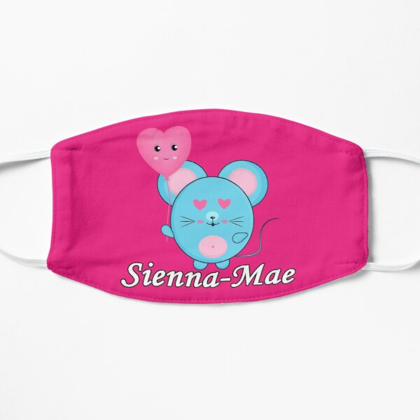 I'm Squeaky Sienna-Mae Flat Mask RB1207 product Offical Siennamae Merch