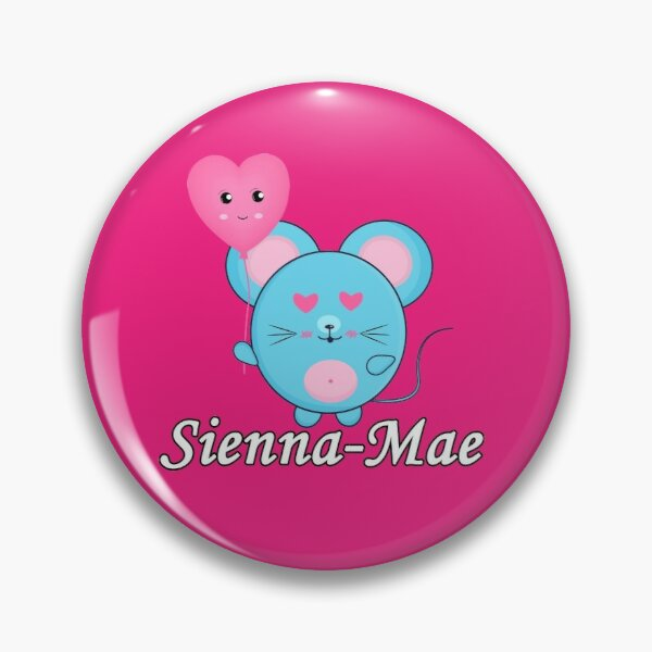 I'm Squeaky Sienna-Mae Pin RB1207 product Offical Siennamae Merch