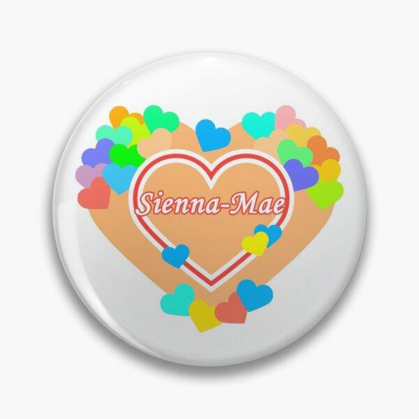 My Heart Sienna-Mae Pin RB1207 product Offical Siennamae Merch